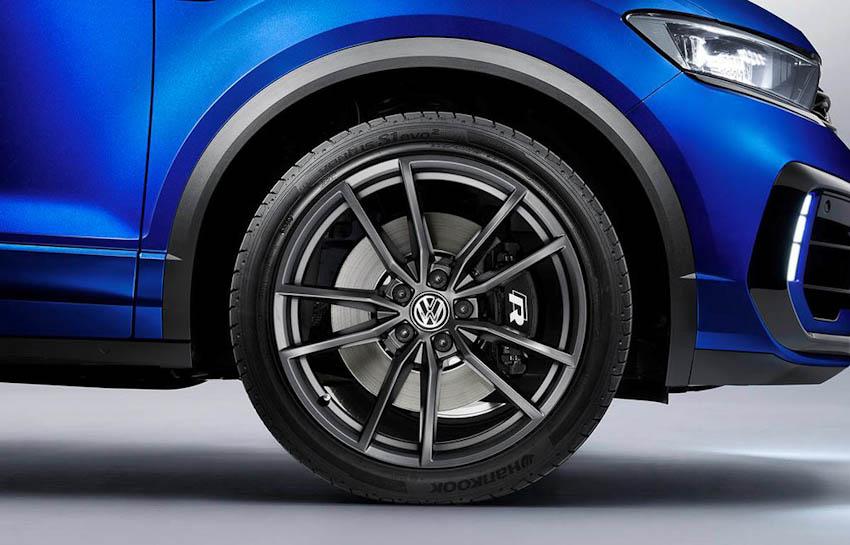 Volkswagen T-Roc R 9