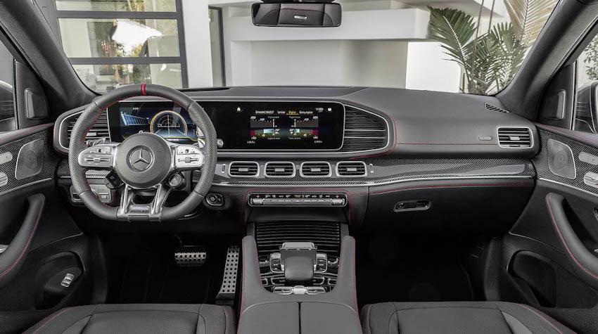 Mercedes-AMG GLE 53 4MATIC+ 3