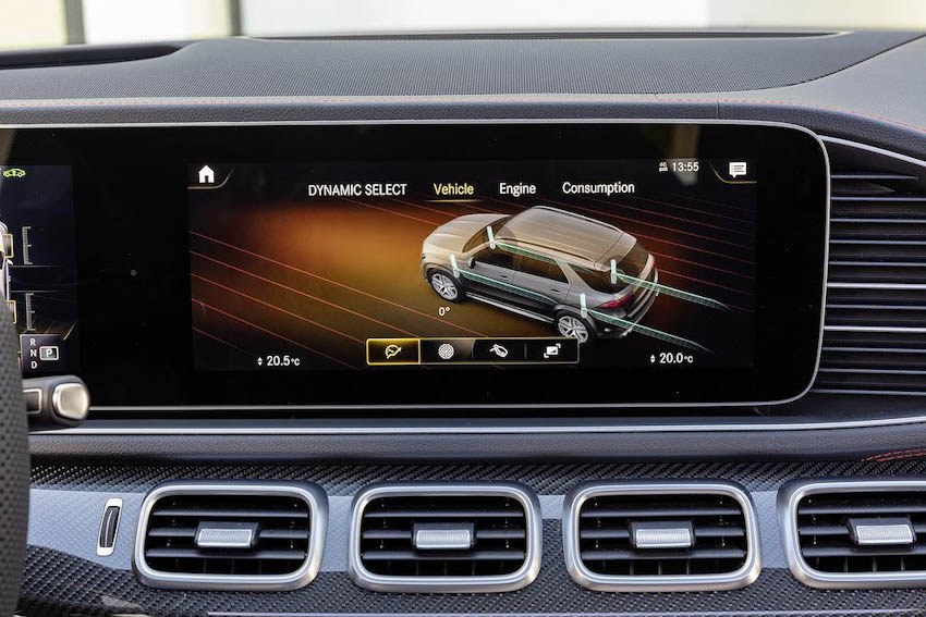 Mercedes-AMG GLE 53 4MATIC+ 7