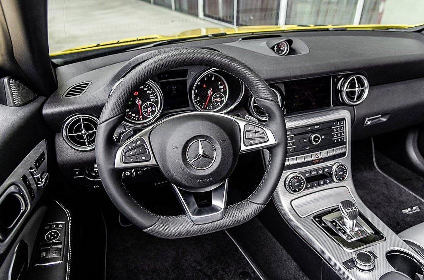 Mercedes SLC Final Edition