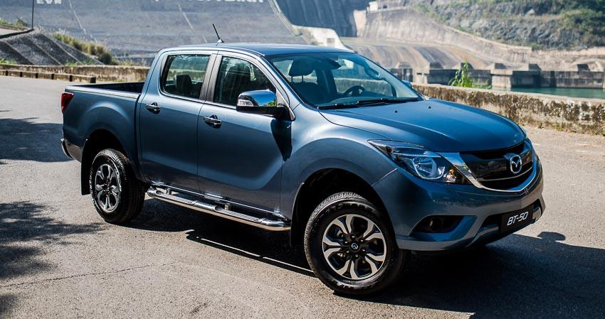 Chương trình ưu đãi khi mua xe Mazda BT-50