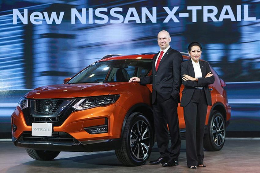 Mẫu xe Nissan X-Trail 2019