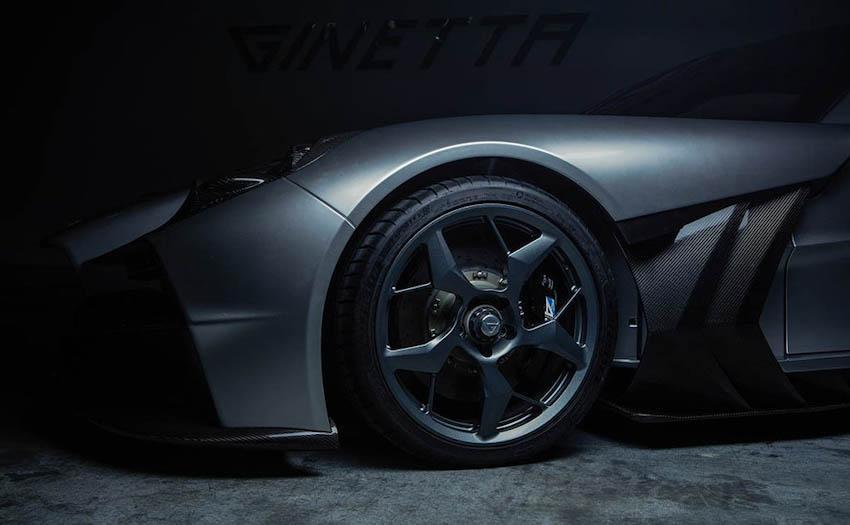 siêu xe Ginetta