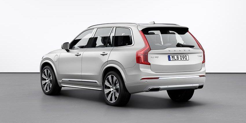 Volvo XC90 2020 5