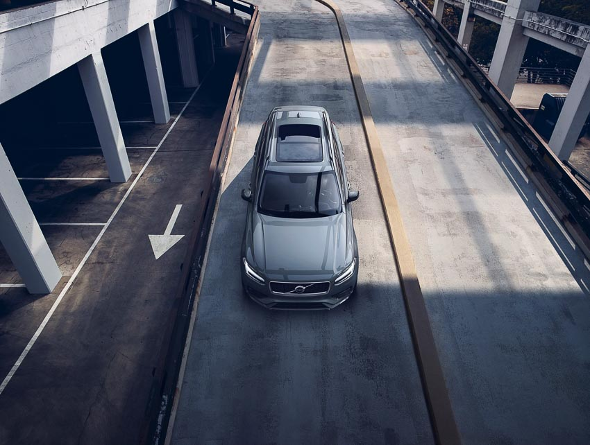 Volvo XC90 2020 6