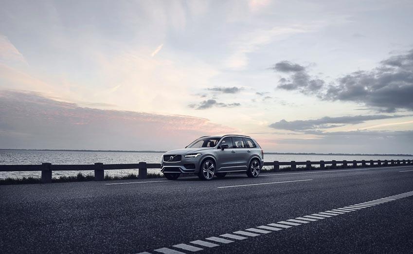 Volvo XC90 2020 8