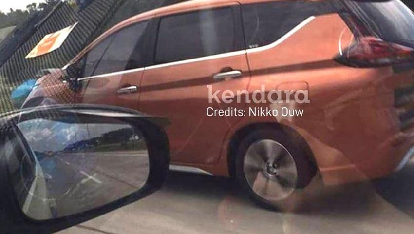 Nissan Grand Livina 2019