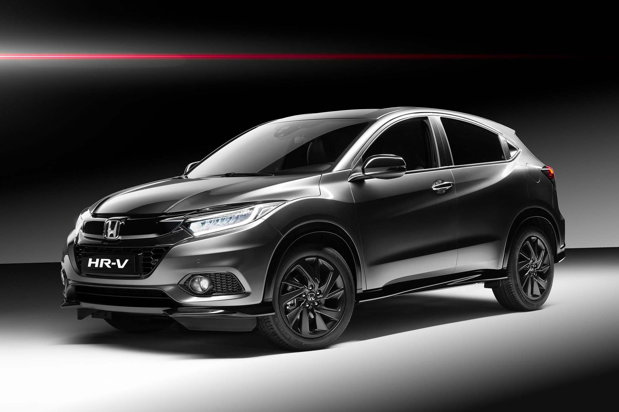 Honda HR-V Sport ra mắt tại Anh, giá bán cao hơn CR-V - 2