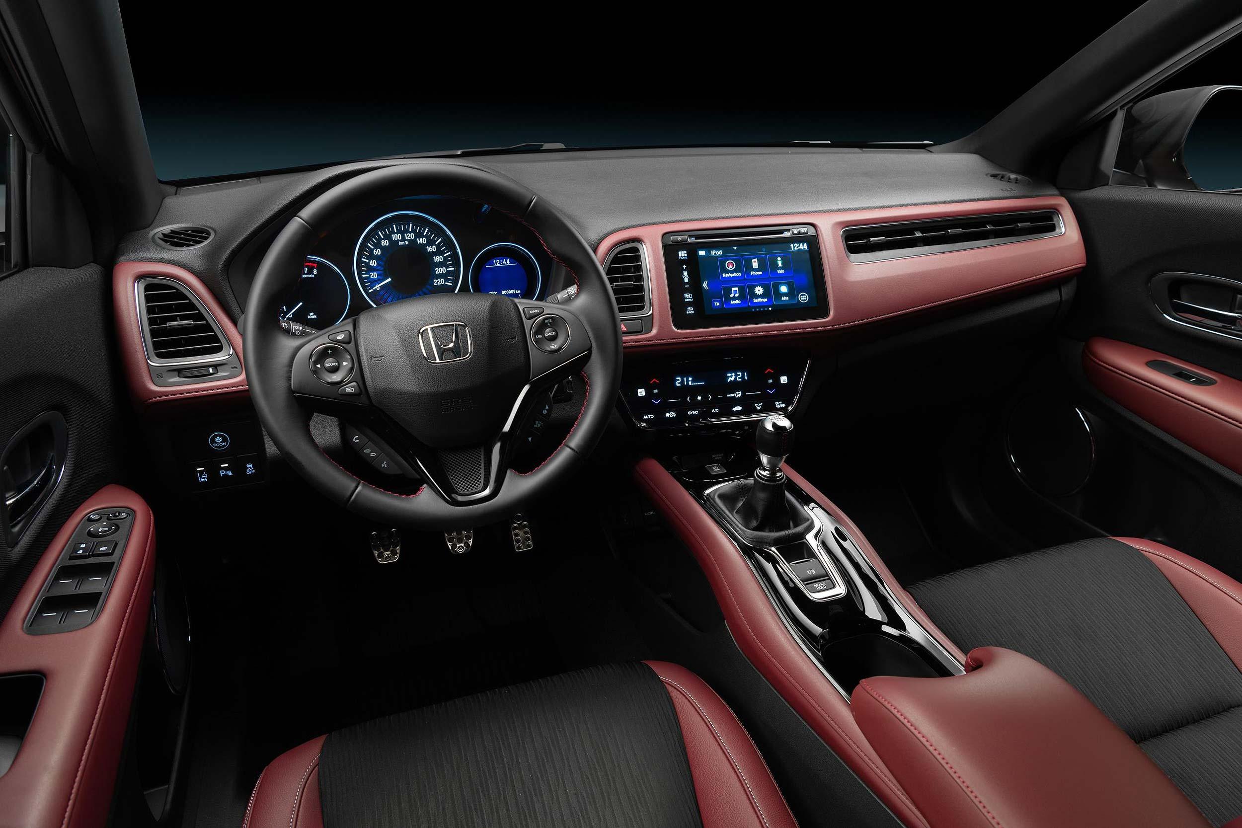 Honda HR-V Sport ra mắt tại Anh, giá bán cao hơn CR-V - 5