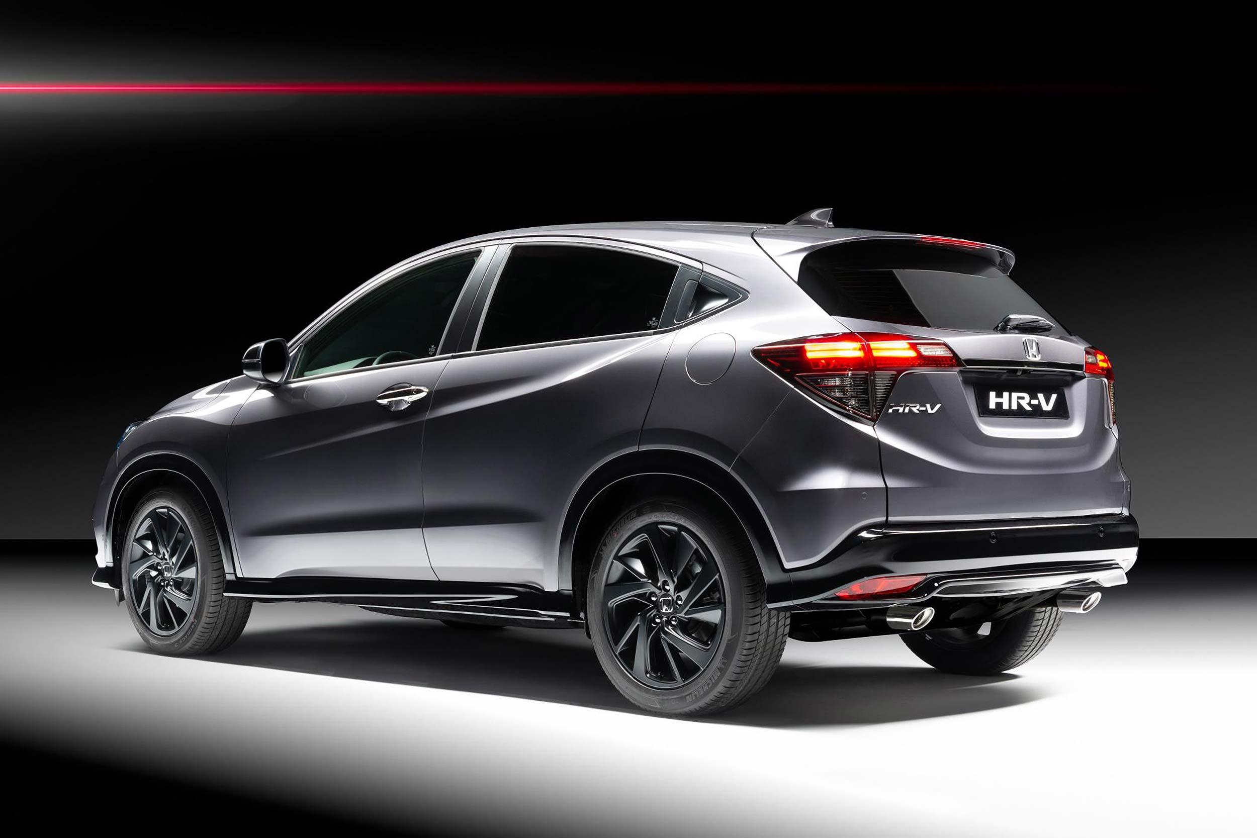 Honda HR-V Sport ra mắt tại Anh, giá bán cao hơn CR-V - 4