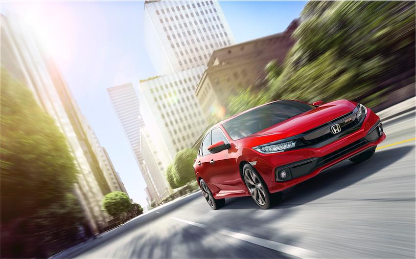Lần đầu tiên Honda giới thiệu Honda Civic 2019 phiên bản thể thao RS tại Việt Nam - 2