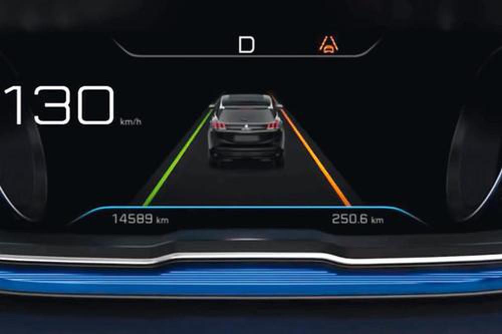 Hệ thống cảnh báo chệnh là đường sẽ trở thành trang bị tiêu chuẩn trên các mẫu ô tô bán tại EU Ảnh: Auto Express