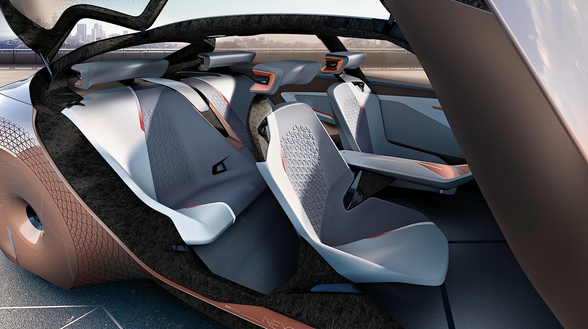 BMW iNEXT dự kiến xuất hiện năm 2021 - 3