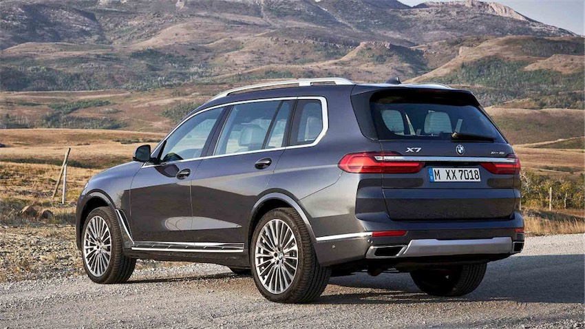 BMW X7 sắp ra mắt Thái Lan, giá dự kiến 6,6 tỷ đồng 03