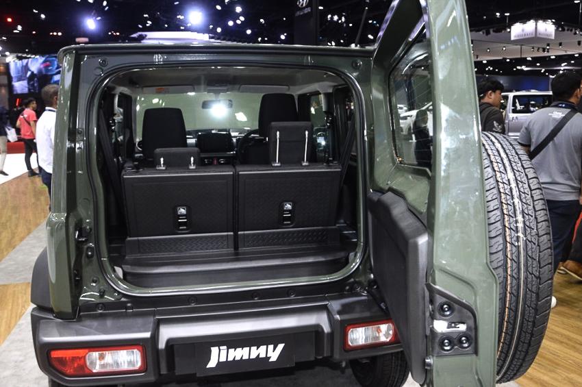 Suzuki Jimny 2019 ra mắt tại Thái Lan với mức giá gây bão hơn 1 tỷ đồng - 10