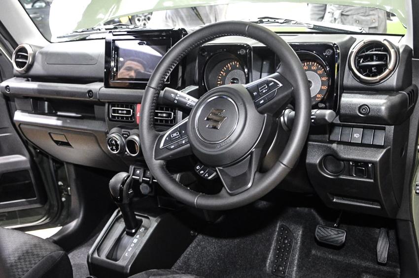 Suzuki Jimny 2019 ra mắt tại Thái Lan với mức giá gây bão hơn 1 tỷ đồng - 15