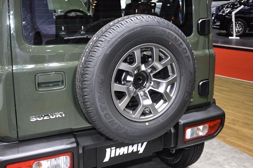 Suzuki Jimny 2019 ra mắt tại Thái Lan với mức giá gây bão hơn 1 tỷ đồng - 16