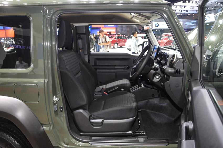 Suzuki Jimny 2019 ra mắt tại Thái Lan với mức giá gây bão hơn 1 tỷ đồng - 17