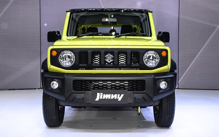Suzuki Jimny 2019 ra mắt tại Thái Lan với mức giá gây bão hơn 1 tỷ đồng - 02