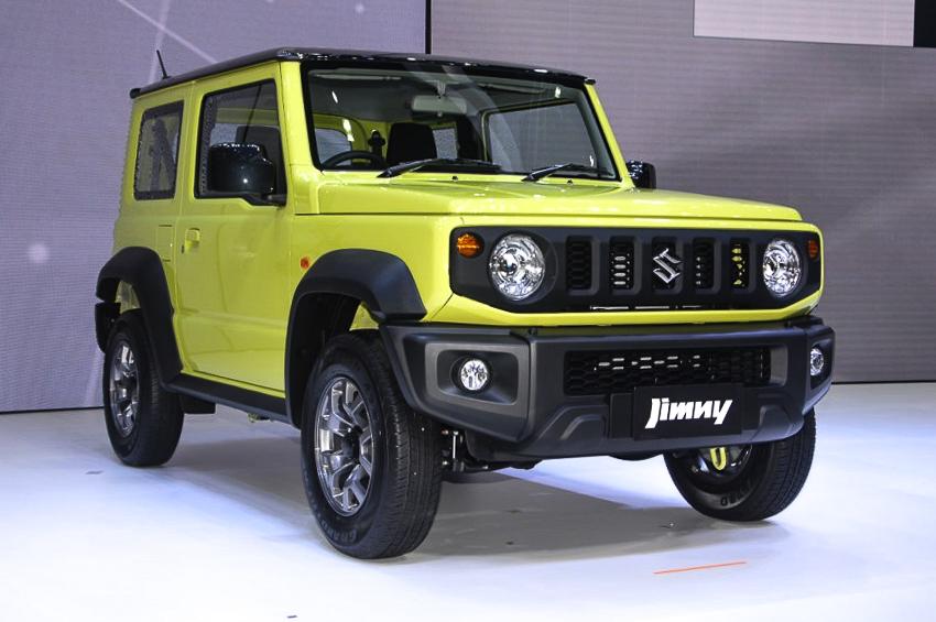 Suzuki Jimny 2019 ra mắt tại Thái Lan với mức giá gây bão hơn 1 tỷ đồng - 04