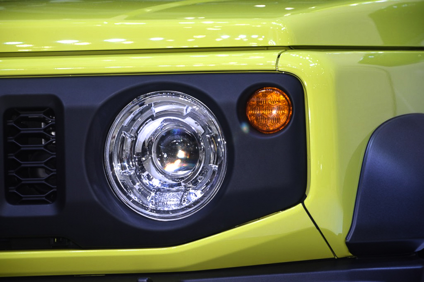 Suzuki Jimny 2019 ra mắt tại Thái Lan với mức giá gây bão hơn 1 tỷ đồng - 07