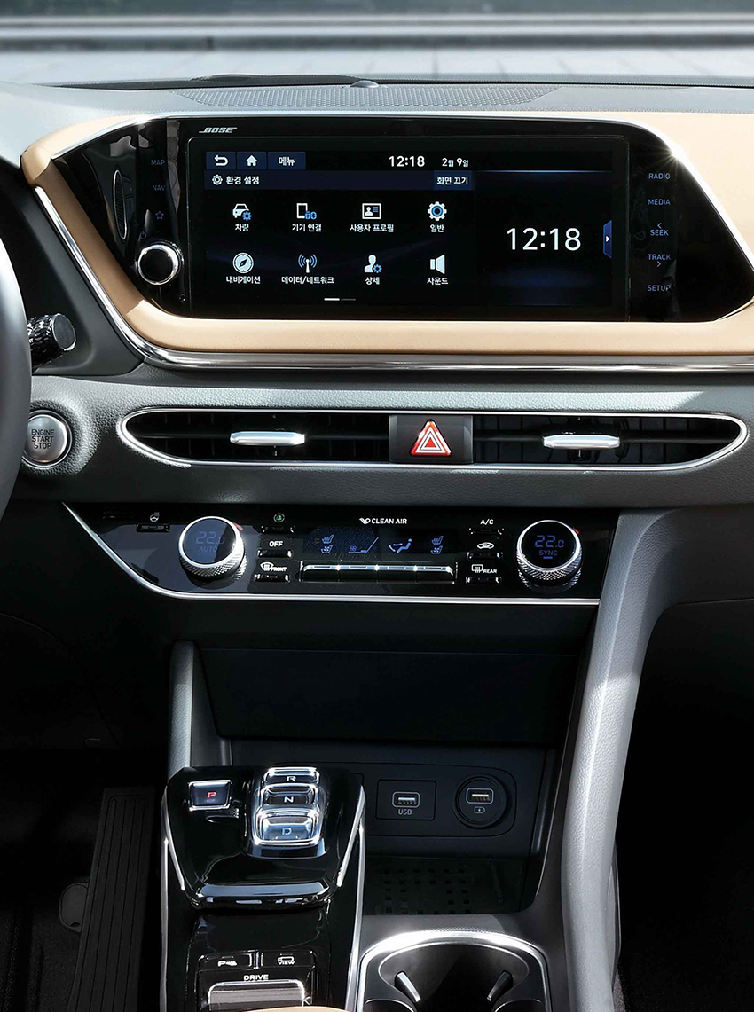 Hyundai Sonata thế hệ thứ 8 - Anh 8