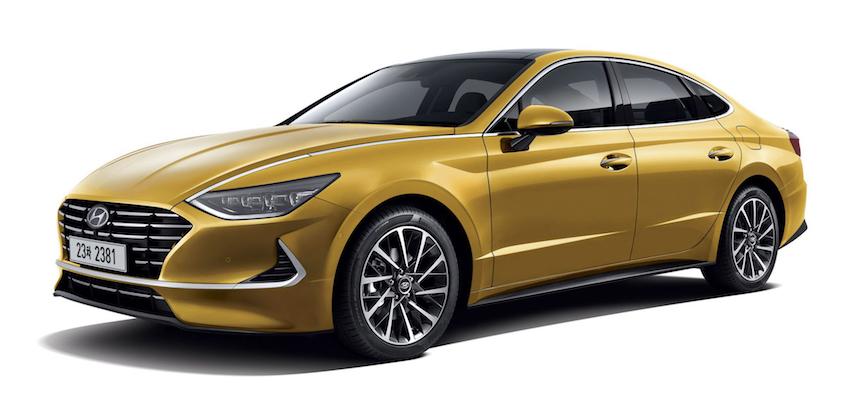 Hyundai Sonata thế hệ thứ 8 - Anh 5