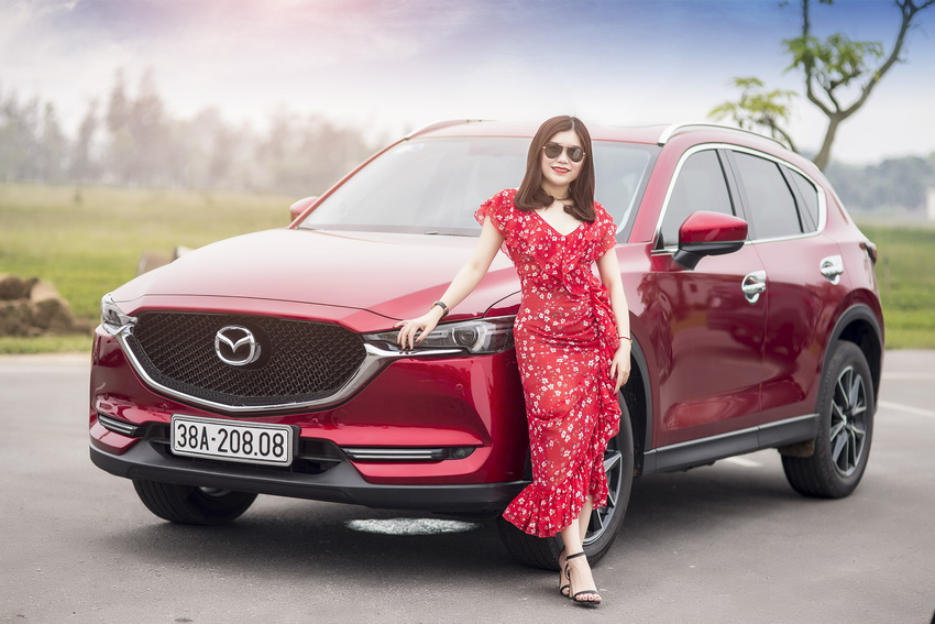 ưu đãi đặc biệt của Mazda CX-5