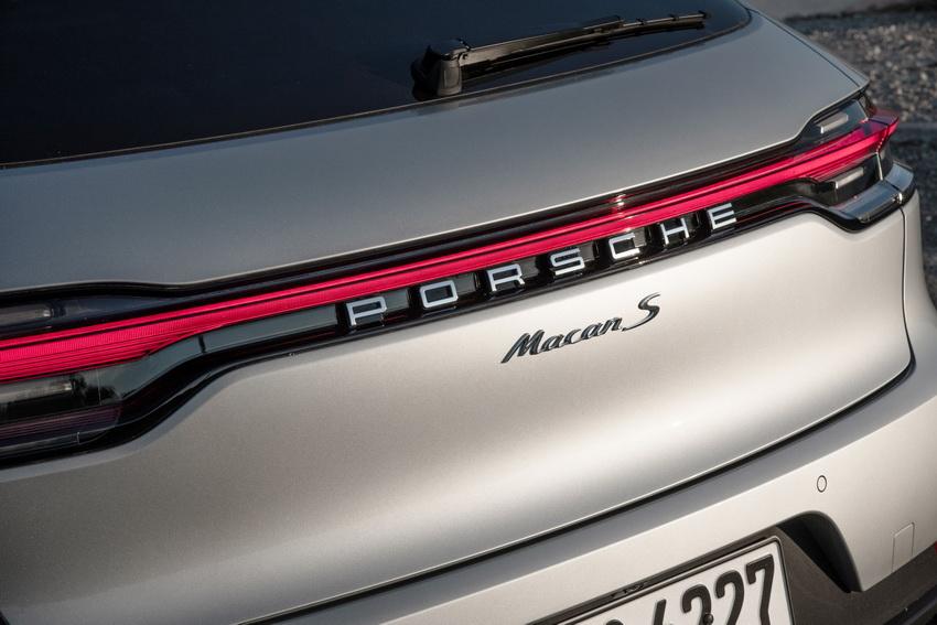dòng xe Porsche Macan điện