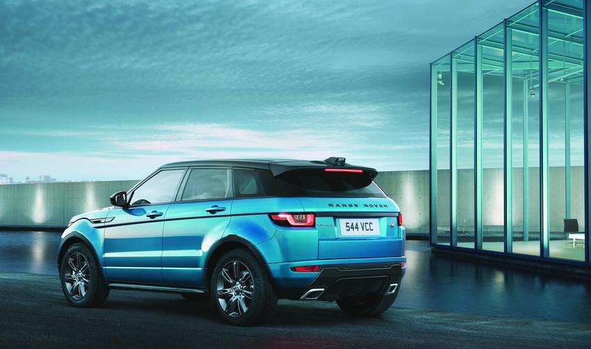 ưu đãi dành cho khách hàng nữ mua xe Range Rover Evoque