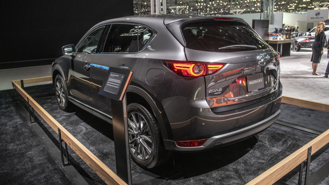 Mazda CX-5 sẽ có thêm phiên động cơ diesel -11