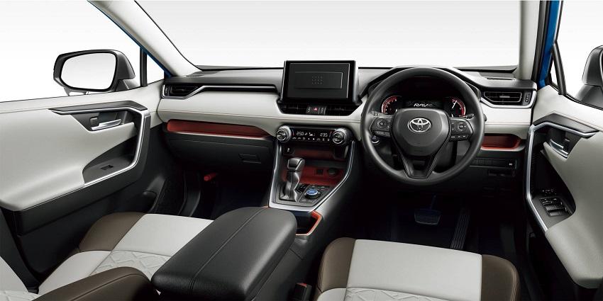 Toyota RAV4 2019 tại Nhật Bản