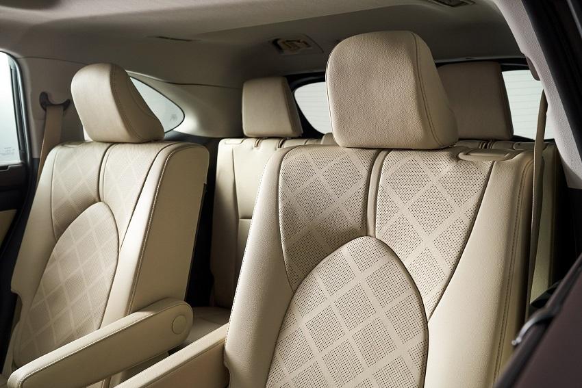 Toyota Highlander 2020 thế hệ mới 7