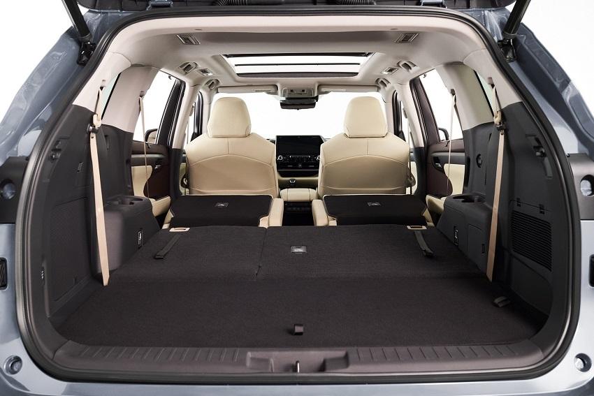 Toyota Highlander 2020 thế hệ mới 12