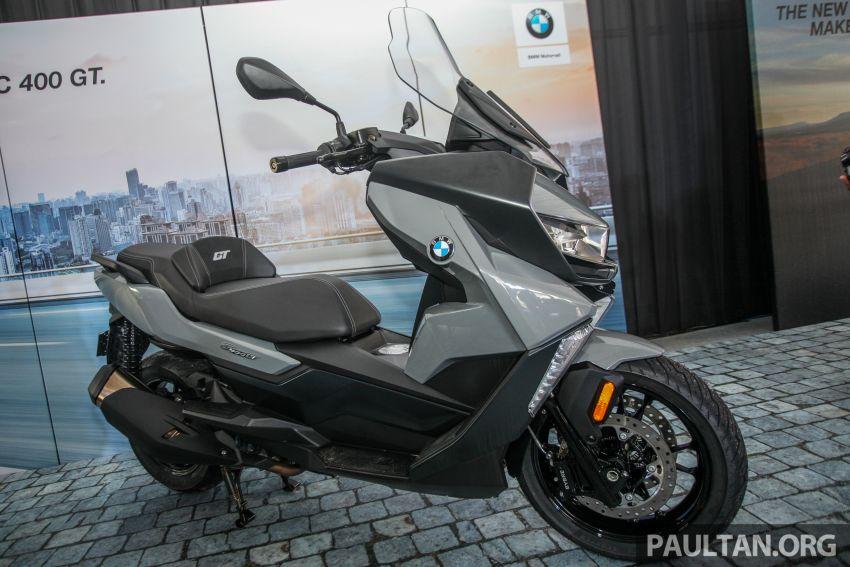 BMW Motorrad C 400 X và C 400 GT 2019 ra mắt tại Malaysia, giá từ 250 triệu đồng 19