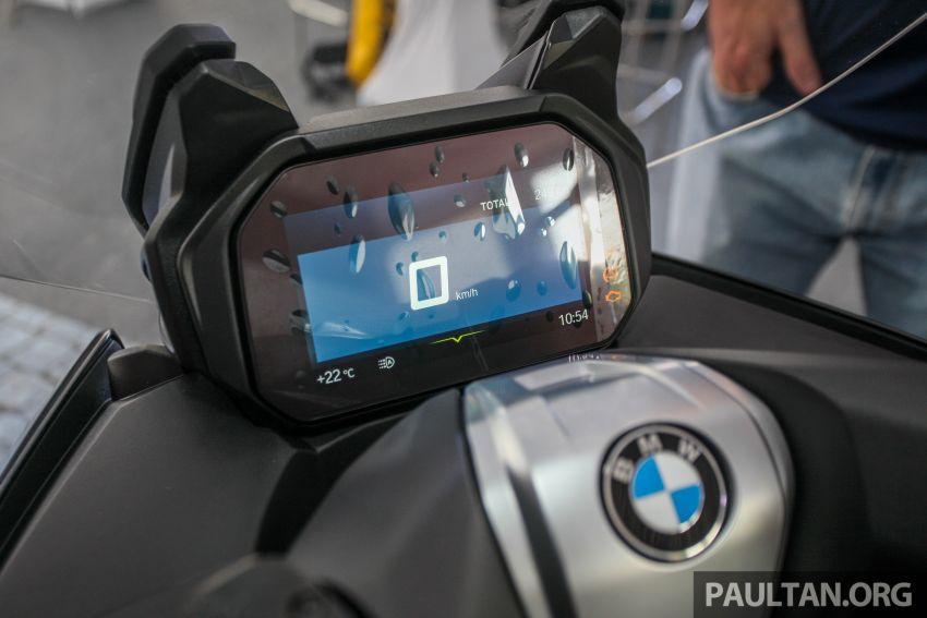 BMW Motorrad C 400 X và C 400 GT 2019 ra mắt tại Malaysia, giá từ 250 triệu đồng 16