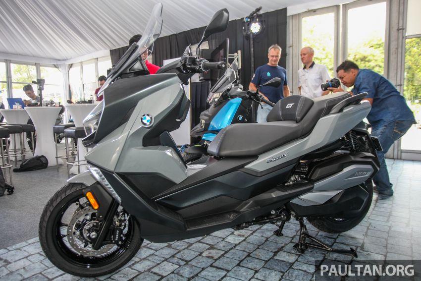BMW Motorrad C 400 X và C 400 GT 2019 ra mắt tại Malaysia, giá từ 250 triệu đồng 20