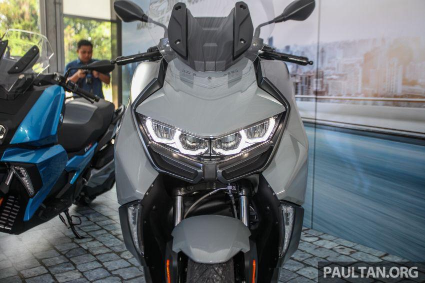 BMW Motorrad C 400 X và C 400 GT 2019 ra mắt tại Malaysia, giá từ 250 triệu đồng 18