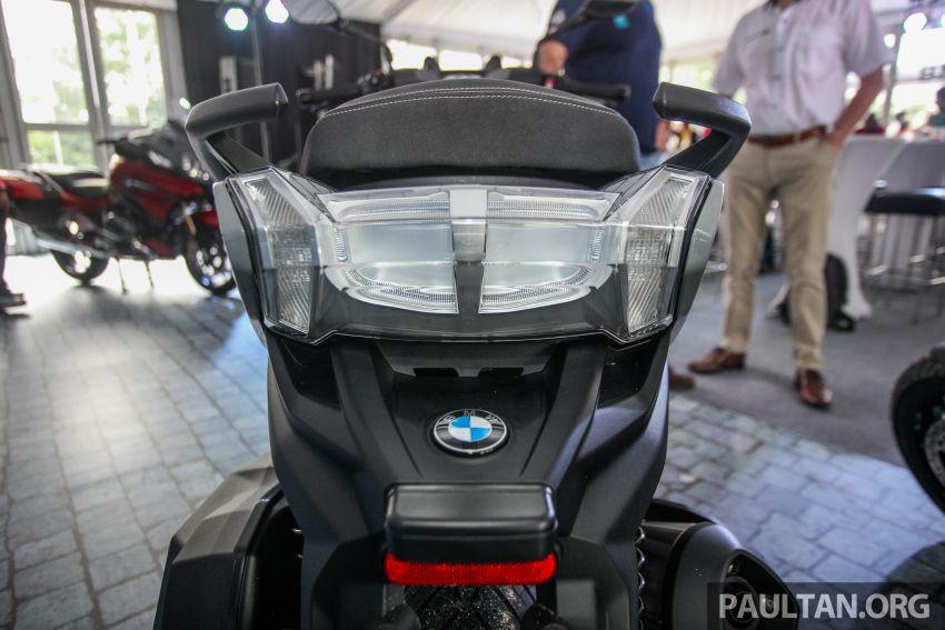 BMW Motorrad C 400 X và C 400 GT 2019 ra mắt tại Malaysia, giá từ 250 triệu đồng 17