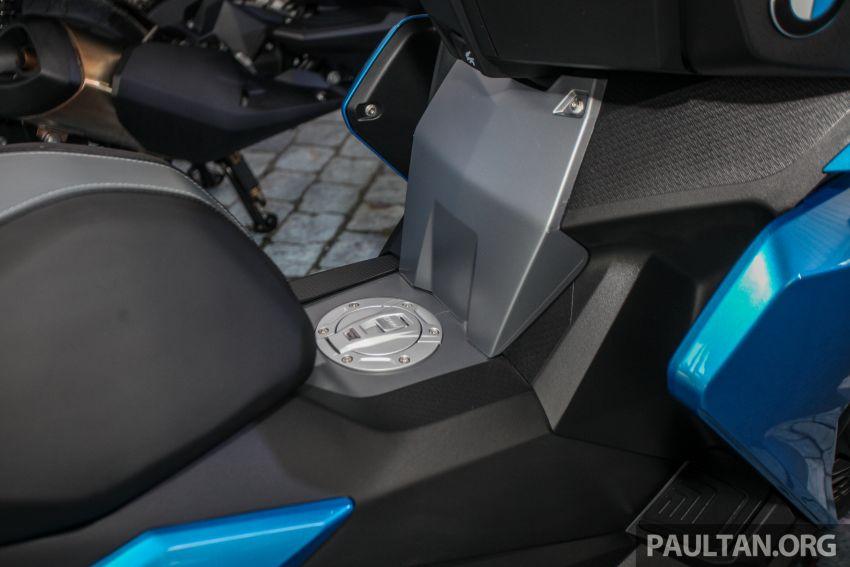 BMW Motorrad C 400 X và C 400 GT 2019 ra mắt tại Malaysia, giá từ 250 triệu đồng 9