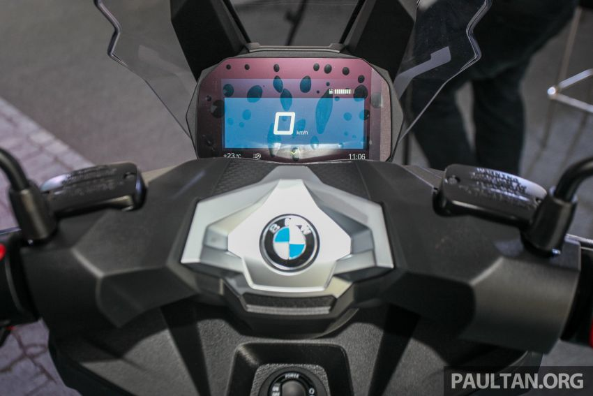 BMW Motorrad C 400 X và C 400 GT 2019 ra mắt tại Malaysia, giá từ 250 triệu đồng 8