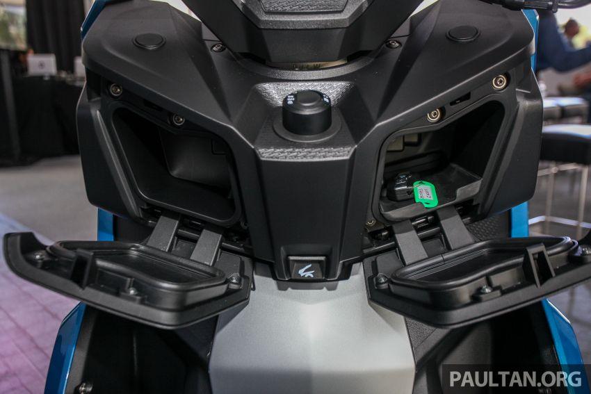 BMW Motorrad C 400 X và C 400 GT 2019 ra mắt tại Malaysia, giá từ 250 triệu đồng 5