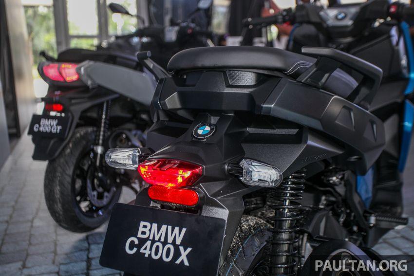 BMW Motorrad C 400 X và C 400 GT 2019 ra mắt tại Malaysia, giá từ 250 triệu đồng 1