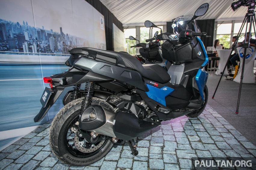 BMW Motorrad C 400 X và C 400 GT 2019 ra mắt tại Malaysia, giá từ 250 triệu đồng 15