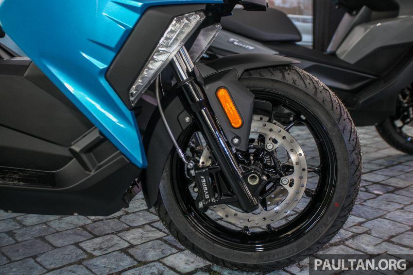 BMW Motorrad C 400 X và C 400 GT 2019 ra mắt tại Malaysia, giá từ 250 triệu đồng 14