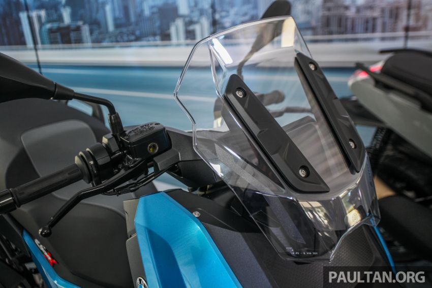 BMW Motorrad C 400 X và C 400 GT 2019 ra mắt tại Malaysia, giá từ 250 triệu đồng 13