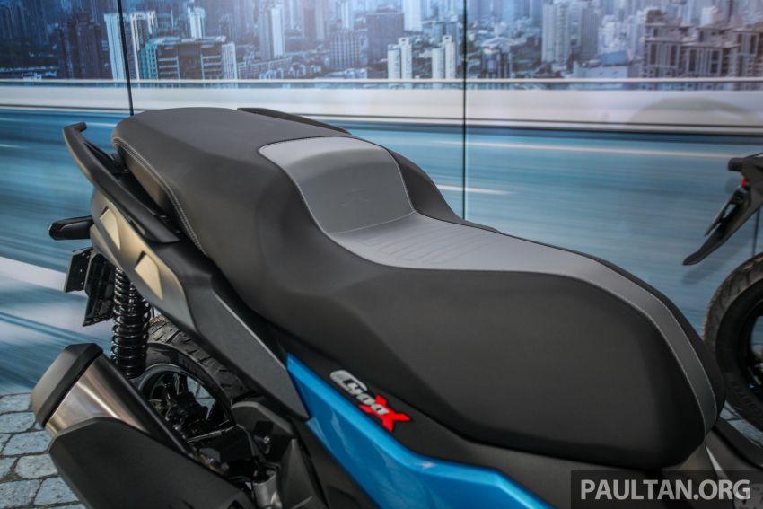 BMW Motorrad C 400 X và C 400 GT 2019 ra mắt tại Malaysia, giá từ 250 triệu đồng 12