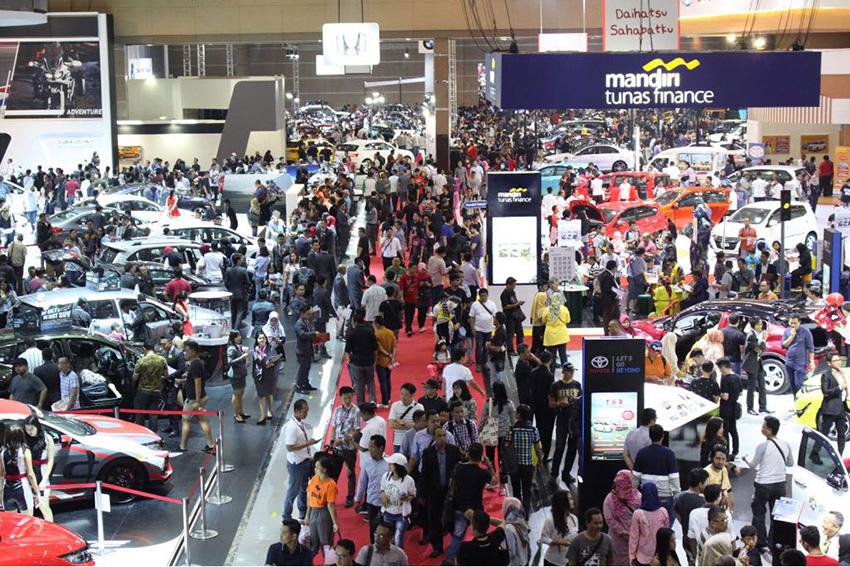 Triển lãm ôtô Quốc tế Indonesia dự báo đạt giao dịch gần 283 triệu USD 2