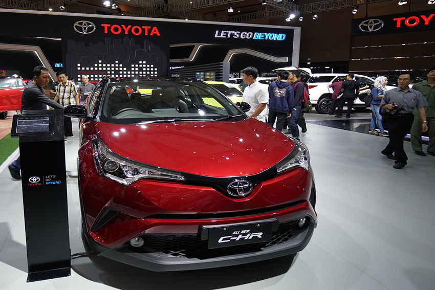 Triển lãm ôtô Quốc tế Indonesia dự báo đạt giao dịch gần 283 triệu USD 6