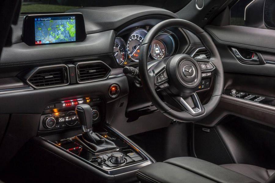 Mazda CX-8 ra mắt tại thị trường Malaysia.